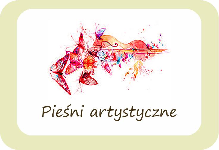 Pieśni artystyczne