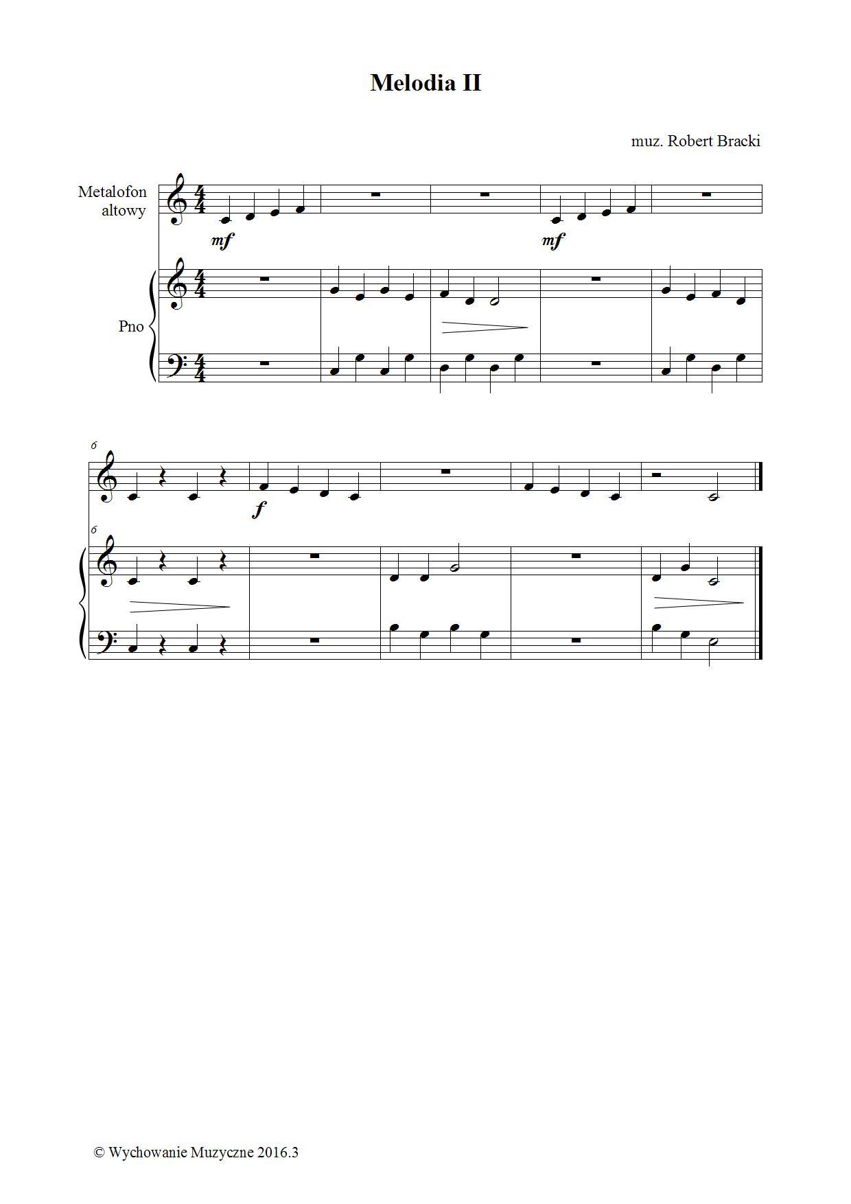 Melodia II